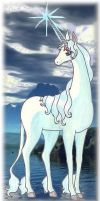 sparkly last Unicorn by Neri-chan