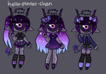 [outfit set] - DreamyDino [2/2] by hello-planet-chan