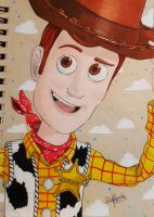Woody Prismacolors by seles66