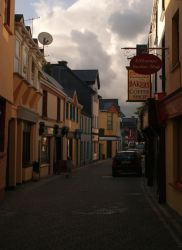 street of Killarney by Margotka