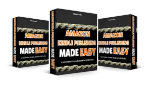 Amazon Kindle Publishing Easy review and sneak pee by dumorowu
