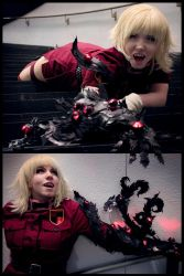 Hellsing: Onyx by icequeenserenity