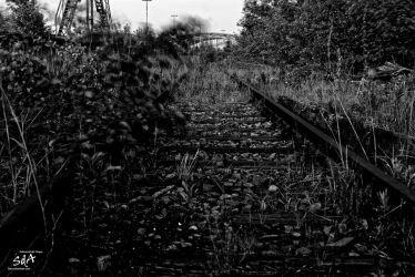 old tracks by ScipiHamburg