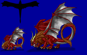 Verden-Red Drat by Scatha-the-Worm
