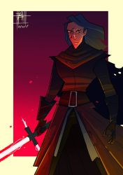 Kylo Ren by BOTAGAINSTHUMANITY