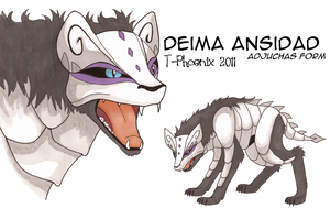 Deima Adjuchas Form by Heliotrope-Housecat