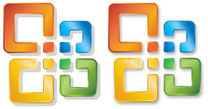 Office 2007 Official PNG Logo by FenyX93