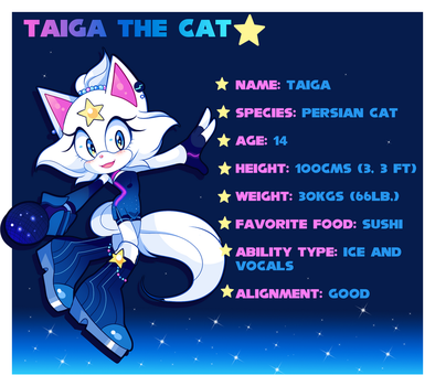 Taiga the Cat FINAL UPDATE by Ipun