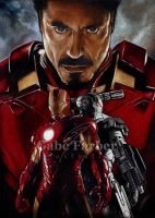 Iron Man 2 by GabeFarber