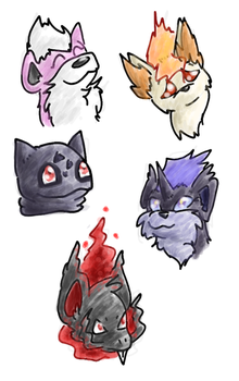 'Nother Doodle Batch by careas