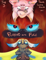 [Rival Gates: Job 3] Playing With Fire - Cover by hellebee