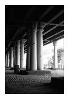 salford - ancient columns by redux