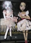 Annabel Lee and Ratgirl by Ravensbreath