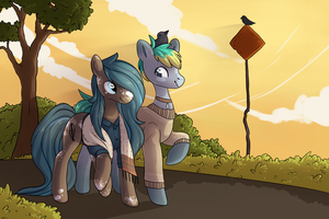 Let's go somewhere we haven't gone by BaldMoose