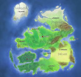Aether World Map 2 by Dea-89