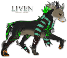 Liven Serpent a Plumes [PW] by Heroyn