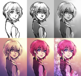 Yona [StepByStep] by miss-edbe
