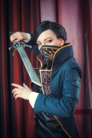 Emily Kaldwin - Dishonored 2 by lAmikol