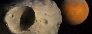 Phobos by ultracold