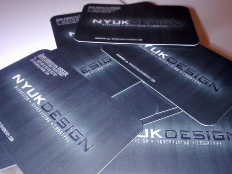 Business card v1.1 by nyukdesign