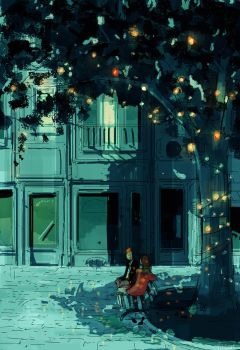We didn t even realize it got dark. by PascalCampion
