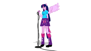 Twilight Sparkle Now 2.0.0 by RedFoxEditor