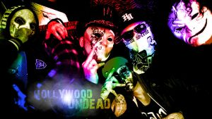 HollyWood Undead by xXiToXiC