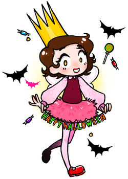 Halloween Queen by kitty11123