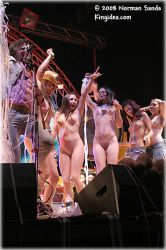 Flaming Lips with nudes by ratdog420