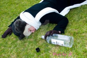 APH Russia passed out by MyCosPlayPhotos