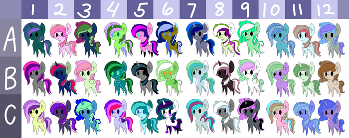 Grid Adopts 1 - [OPEN] by Jeanify