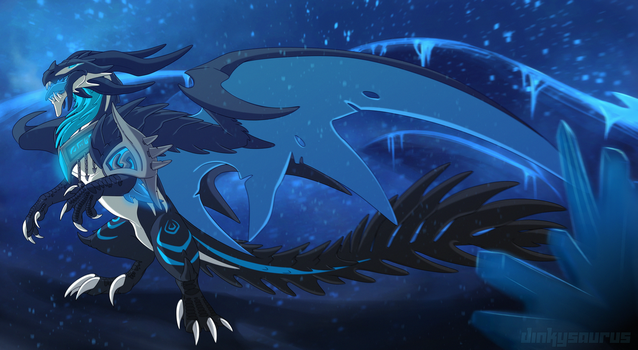 [Character Auction] RPG Dragons Death Knight[Clsd] by Dinkysaurus