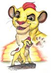 My name is Kion by AnsticeWolf