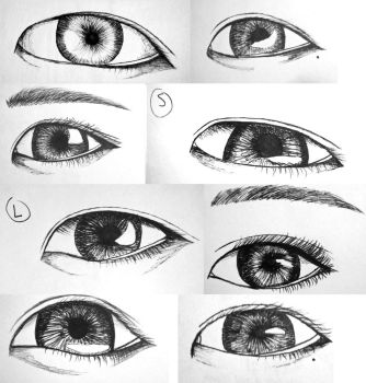 Eye Compilation by crazy4christj
