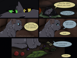The Recruit- Pg 159.5 by ArualMeow