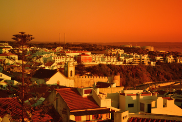 Afternoon in Sines, Portugal by costins
