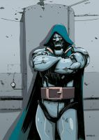 Dr.Doom Colours by giantboydetective