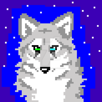 Fun with Pixels #1 by Wild-As-Wolves