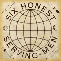 Podcast art for Six Honest Serving-men by Catspaw-DTP-Services