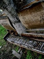 Piano Tree 1 by Crackoala
