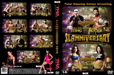 Slammiversary X 2012 by Spacehoper29