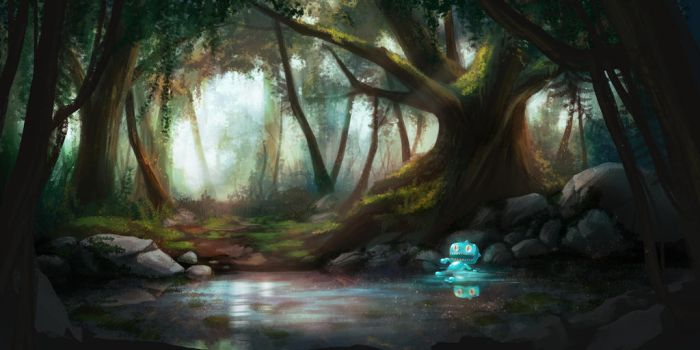 Forest by JONEE0167