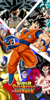 Super Dragon Ball Heroes 18:9 by AdeBa3388