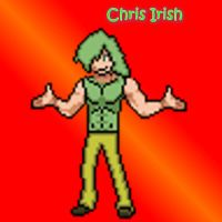 Chris Irish Profile Pic (Season 2 Pt.2 Design) by ZutzuCrobat55