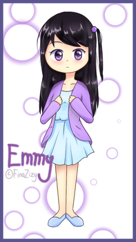 Emmy [Redesign] by FinaZizy