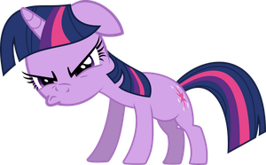 Twilight's War Face by mehoep