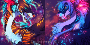 Auction Extra - Dragon Icons by Majime