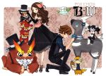 Pokemon B+W: SHOWTIME by cartoongirl7