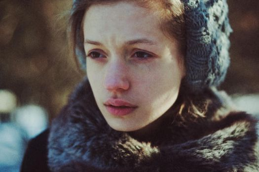 the girl from fairy tale by laura-makabresku