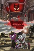 Fallout Equestria: Influx by Fallout-Brony
